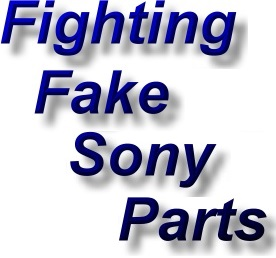 Fake Sony Computer Hardware and Fake Sony Computer Software