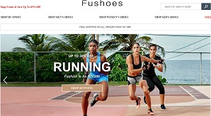 Sample hacked website - Fushoes