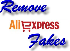 Remove Aliexpress fakes - Report Aliexpress Piracy