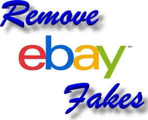 About Reporting eBay Counterfeits and Fakes to eBay