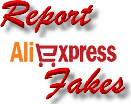 Removing fakes from aliexpress.com