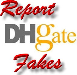 Removing fakes from dhgate.com
