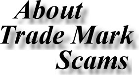 About UK Trade Mark Scams